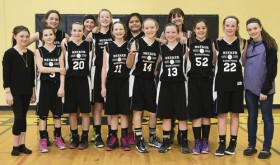 Barone 8th graders victorious…