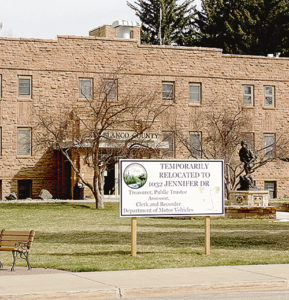 Rio Blanco County will offer public tours of the Rio Blanco County Courthouse in Meeker on Friday and Saturday to give the public one last chance to see the facility before renovations begin. The tours are 2 to 6 p.m. on Friday and 9 a.m. to 2 p.m. on Saturday.