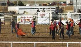CNCC rodeo team ends regular season No. 2 in U.S.; Onyett is No. 1