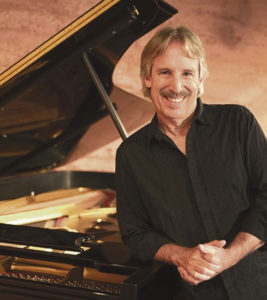 Concert pianist John Nilsen will be in Meeker on Saturday.