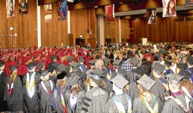 130 students walk to degrees, certificates at CNCC graduation