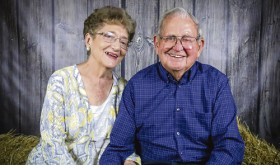 There is a lot of oral history, good food, great conversation and fun dancing on hand at the annual Rio Blanco County Pioneer Association's Old Timers' events, held Saturday for the 104th year. Part of the celebration is to acknowledge the couple that has been married the longest. Married for 62 years, young couple Dale and Emmy Lou Frisby took top honors among the nearly full house who enjoyed the events.