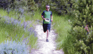Thirteen-year-old Wyatt Mortenson from Craig was the overall fastest of 20 runners in the inaugural Park to Art 10K hosted by the Eastern Rio Blanco Metropolitan Recreation and Park District with a time of 45.54.