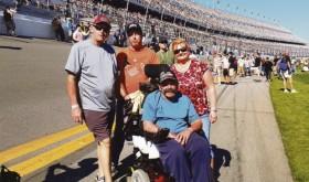 ­Don Worrall has dream come true with trip to Daytona 500