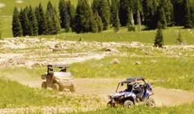 Meeker will be a mecca for operators of off-highway vehicles beginning today with the 2016 Wagon Wheel OHV Rendezvous sponsored by the Meeker Chamber of Commerce and Rio Blanco County. This will be the fifth annual rendezvous, and is expected to have the highest participation.