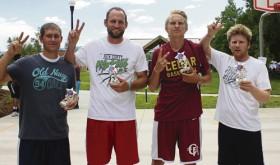 3-on-3 basketball winners named