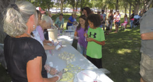 The Rangely Outdoor Museum's Ice Cream Social and homemade ice cream contest is a long-standing tradition at Septemberfest. Come to the museum Sunday at 1 p.m. for free ice cream and entertainment.
