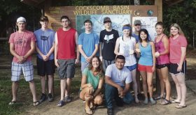 Slide show of MHS students in Belize, Aug. 11