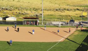 Softball tournament underway…