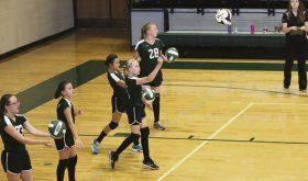 Rangely Junior High volleyball…