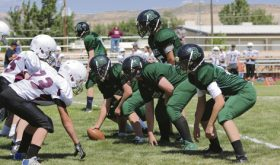 Panther football team wins second game of the season