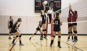 Meeker JV Volleyball…