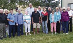 MHS Class of 1961 celebrates 55th reunion