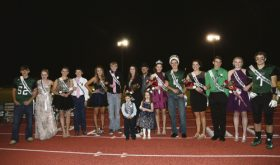 Rangely Homecoming Royalty 2016….