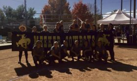 Meeker girls' softball team heads to state tournament