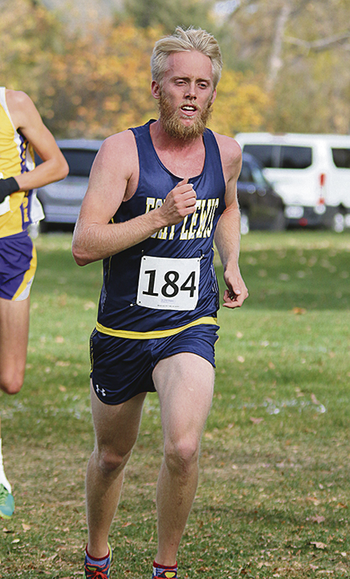 Rangely High School alumnus William Scoggins finished up his college career this past weekend placing 77th at the NCAA DII South Central Region meet held in Denver. The South Central Region is the most competitive region in the nation with 193 runners from 28 teams competing for a chance to go to the national championships. The Fort Lewis team finished ninth and missed moving onto nationals but had a great season. Scoggins was a top five runner all four years.  Matt scoggins photo