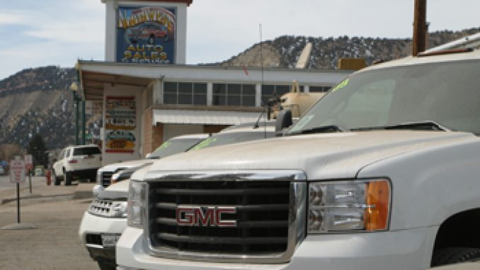 Meeker's Northwest Auto — Rio Blanco County's only new-car dealership — appealed the loss of its franchise by General Motors and will have its agreement reinstated.