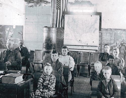 phBUFCoalCreekSchool in 1896