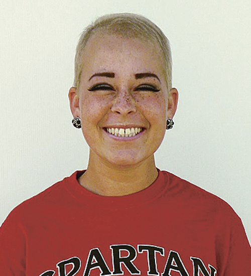 CNCC Softball Player Celebrates As Her Cancer Is In