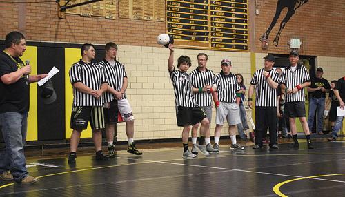 b phmk wrestling refs *