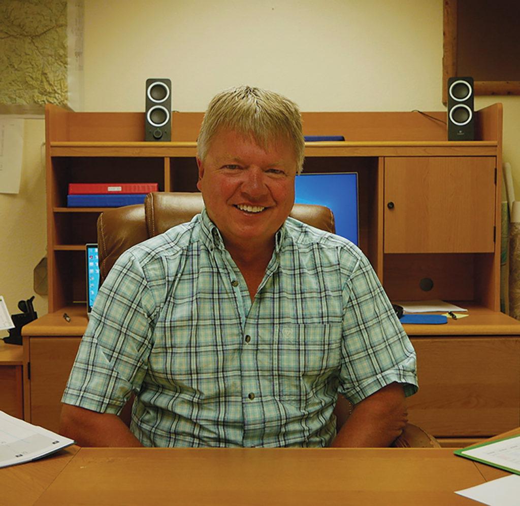 scott marsh RBC road and bridge director